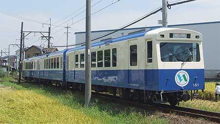 四日市あすなろう鉄道で新260系のローレル賞贈呈式