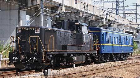 マヤ34 2009が小倉総合車両センターから出場