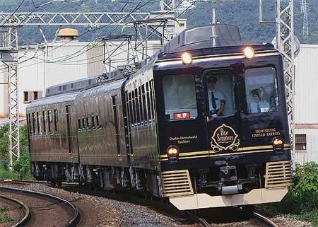 近鉄 16200系「青の交響曲(シンフォニー)」の営業運転開始