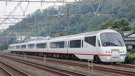 伊豆急2100系「アルファリゾート21」が相模貨物へ