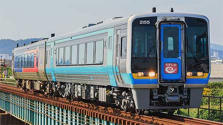"""特急""""うずしお""""の一部列車に2000..."""