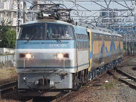 泉北高速鉄道12000系が甲種輸送される