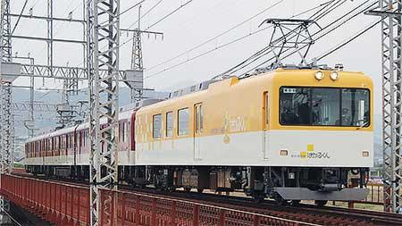 近鉄南大阪・吉野線で「はかるくん」による検測