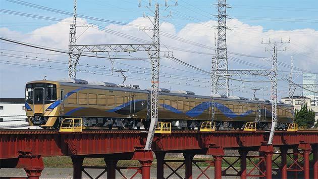 泉北高速12000系が南海高野線で試運転