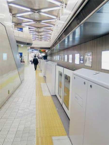 北大阪急行電鉄,可動式ホーム柵を設置へ