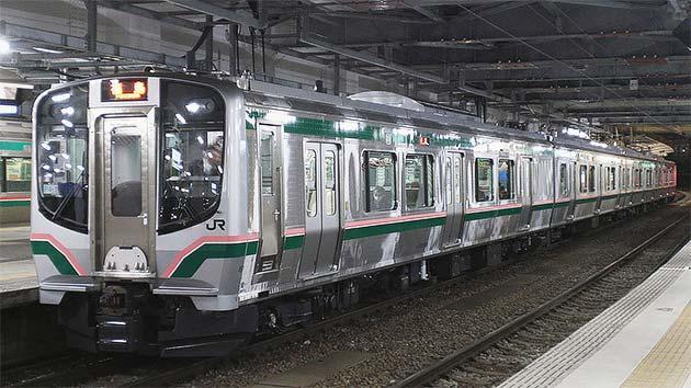 E721系1000番台が営業運転を開始