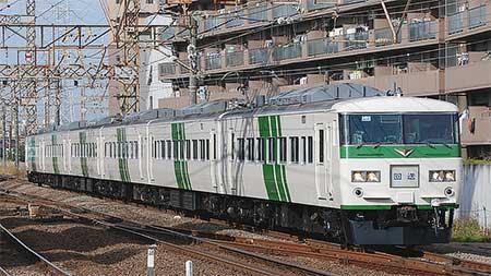 185系が東京貨物ターミナルへ入線|鉄道ニュース|2016年12月21日掲載 ...