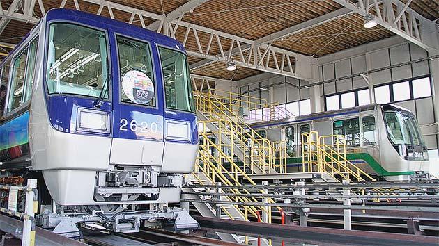 バンドー神戸青少年科学館で『第21回 鉄道模型とあそぼう』開催