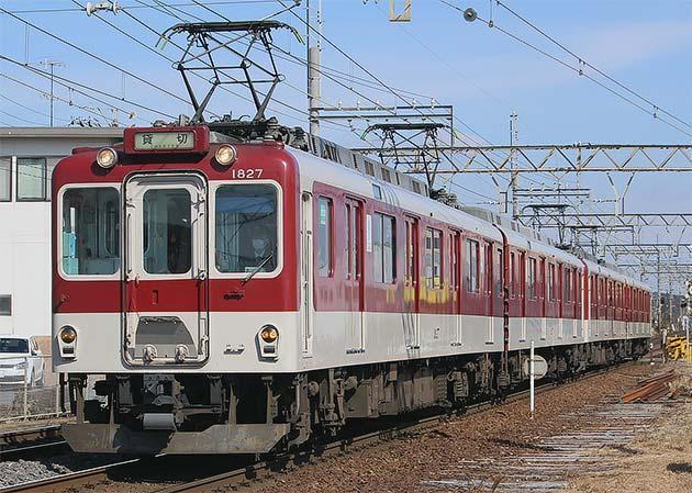 近鉄で1810系登場50周年記念ツアー開催