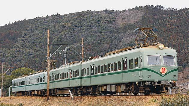 大井川鐵道で「南海21000系貸切乗車ツアー」実施