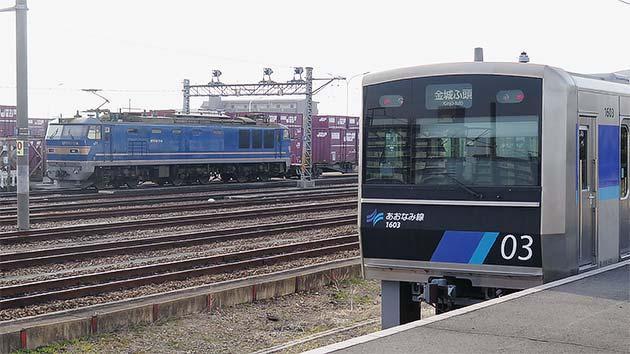 EF510形,名古屋貨物ターミナルまで運用開始