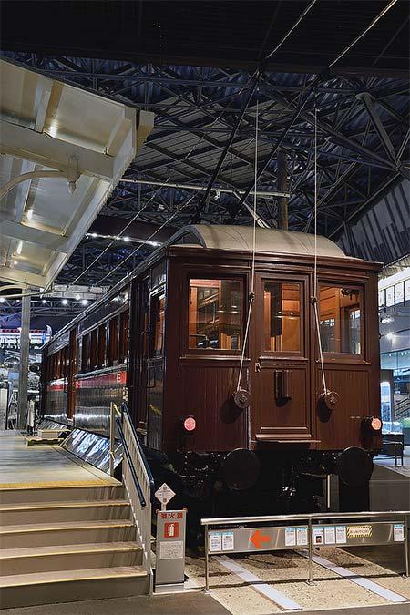 鉄道博物館収蔵ナデ6110形式6141号電車が国の重要文化財指定へ