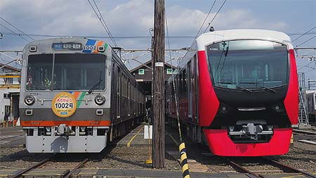 静岡鉄道『1002号さよならイベント』開催