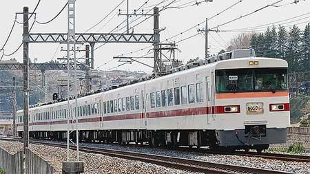 東武鉄道で『ありがとう300型 引退記念運転』