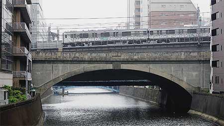 「MUE-Train」が上野東京ラインに入線