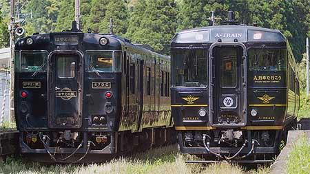 キハ185系「A列車で行こう」が鹿児島へ