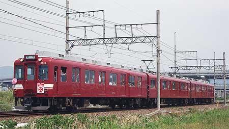 近鉄2680系を使用した貸切列車運転