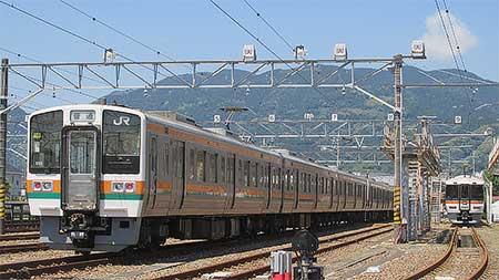 富士運輸区が一般公開される