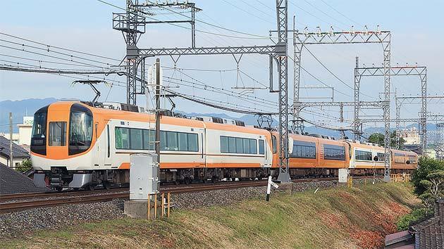 近鉄名古屋線・志摩線で22000系・22600系2連4本を使用した特急列車運転 ...