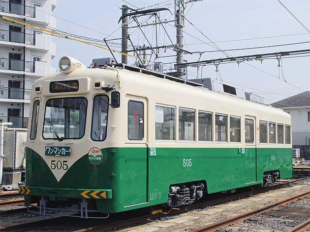 阪堺電軌で『第19回「路面電車まつり」』開催