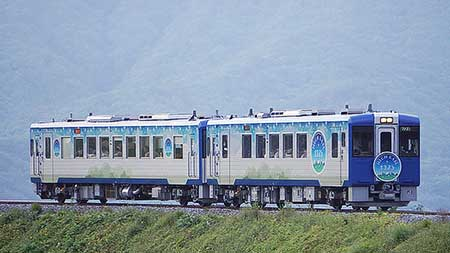 「HIGH RAIL 1375」が営業運転を開始