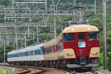 近鉄志摩線で団体臨時列車運転