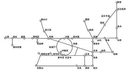 JR西日本・京阪・南海・近鉄・大阪水上バス・近江鉄道「秋の関西1デイパス」発売