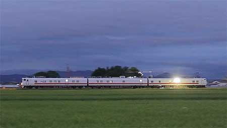 「East i-E」が奥羽本線を検測