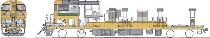 JR東日本,東北地区にレール輸送用のキヤE195系気動車を導入