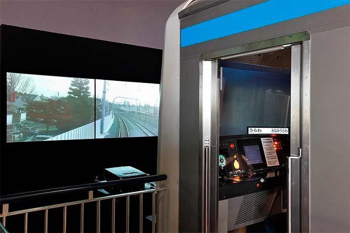 鉄道博物館,209系京浜東北線シミュレータを9月11日かぎりで展示終了