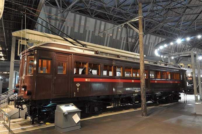 鉄道博物館収蔵のナデ6141が国の重要文化財に指定される