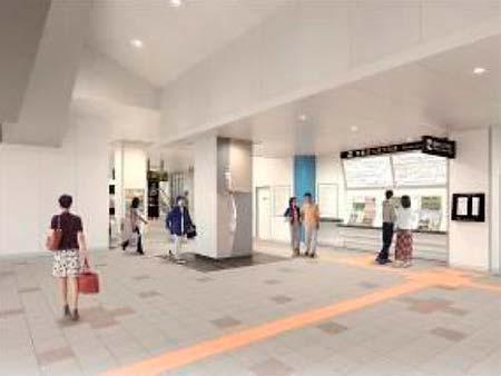 おおさか東線の新駅は「衣摺加美北」に