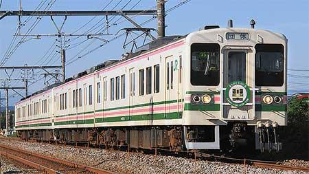 吾妻線・上越線で団体臨時列車「ありがとう107系」運転