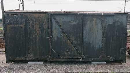 貨物鉄道博物館に「日本最古の鉄道貨車」が収蔵される