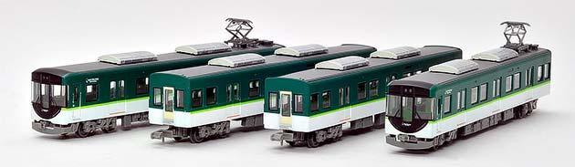 「京阪電車13000系(基本)4両セット」