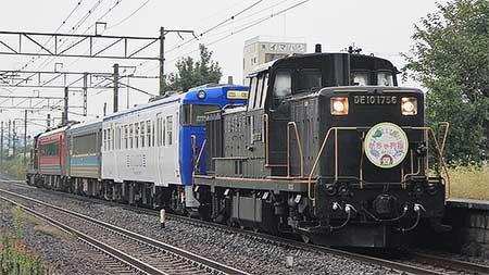 日豊本線で『がちゃ列車』が運転される
