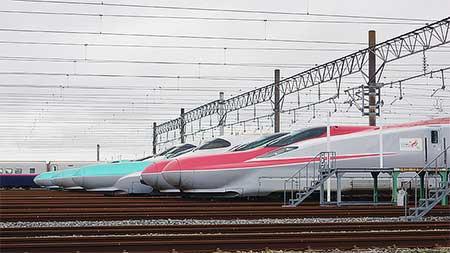 新幹線総合車両センターで『新幹線車両基地まつり』開催
