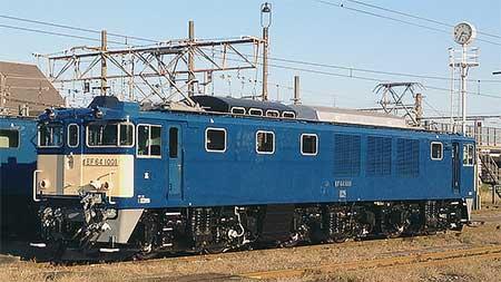 JR東日本EF64 1001号機