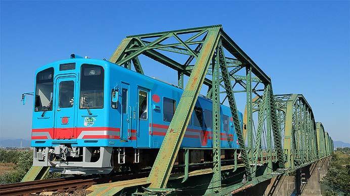 樽見鉄道ハイモ330-701の塗装が再変更される