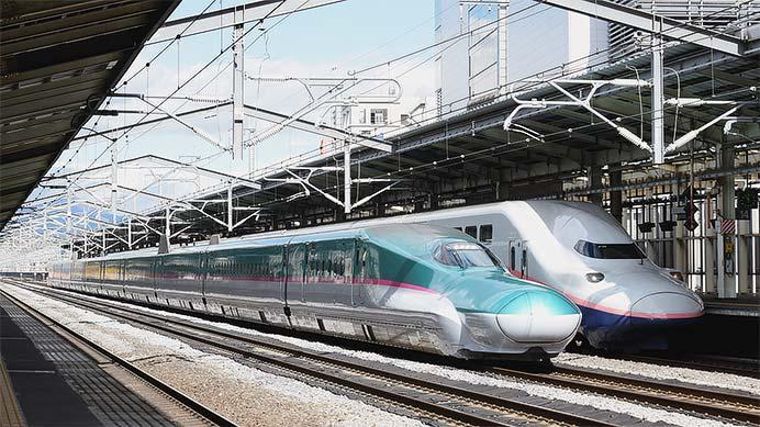 『上越新幹線開業35周年記念号』,E5系で運転