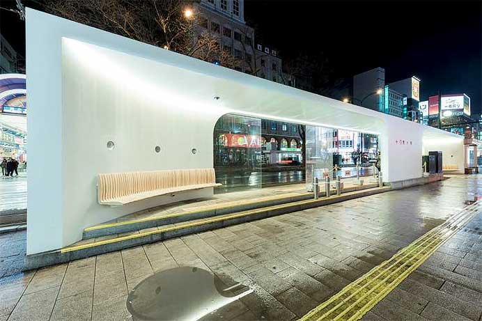 札幌市,路面電車停留場が2017年度グッドデザイン賞を受賞