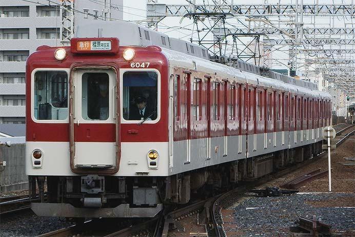 近鉄南大阪線で臨時急行列車運転