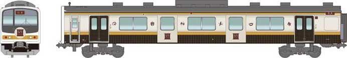 JR東日本,日光線に205系を改造した観光車両「いろは」を導入