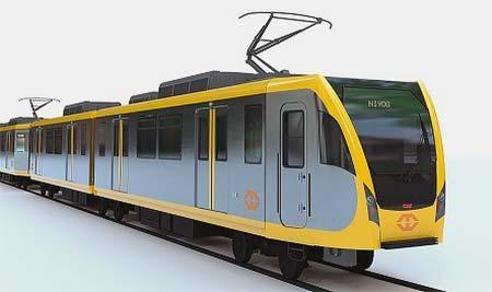 三菱商事,フィリピン共和国マニラLRT1号線向け鉄道車両の受注内定