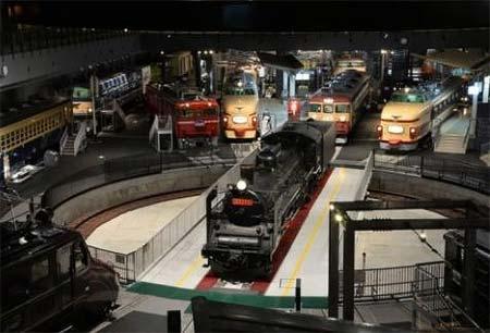 C57形式蒸気機関車