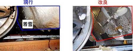 ふさぎ板改良のイメージ