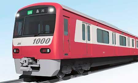 京急 新1000形17次車の外観イメージ