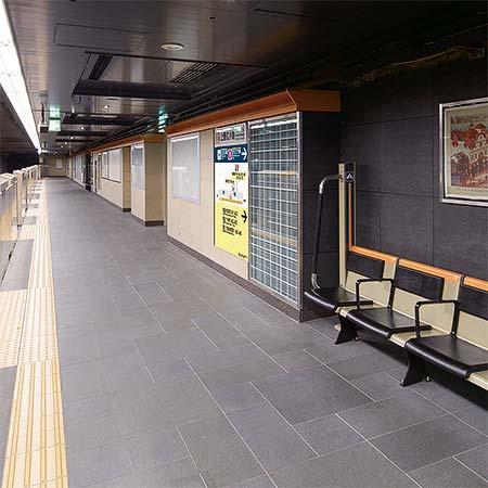 上野広小路(東京メトロ提供)