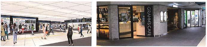 東武,スカイツリーライン北千住駅構内でBGM試験放送を開始