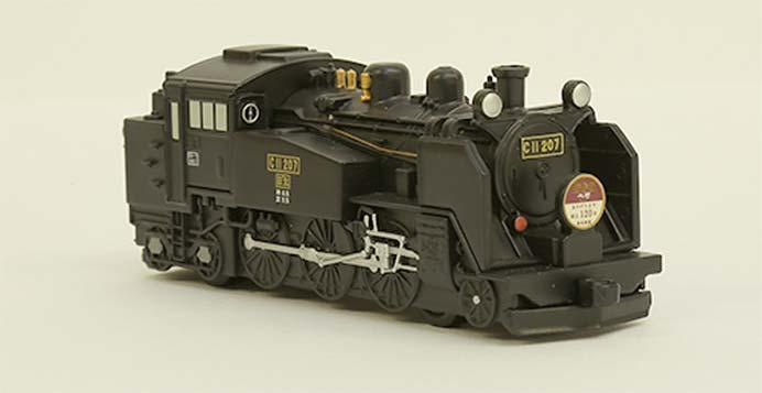 東武博物館で『SL「大樹」チョロQ 東武鉄道創立120周年モデル』発売
